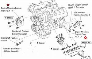 Taurus Engine Mount Diagram