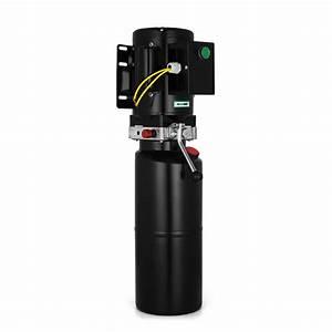 220v Car Lift Hydraulic Power Unit Auto Lifts Single