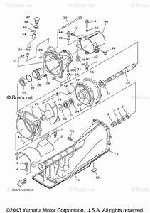 Yamaha Waverunner Parts 2000 Oem Parts Diagram For Jet