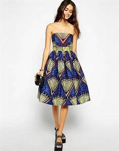 modele de robe en pagne pictures to pin on pinterest With modele de robe de soirée
