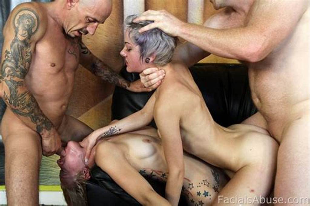 #Foursome #Mmff,Short #Hair,Tattoo,Small #Tits,Perky #Nipples