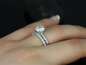 Wedding Favors: Wedding Engagement Ring With Band Tiffany ...