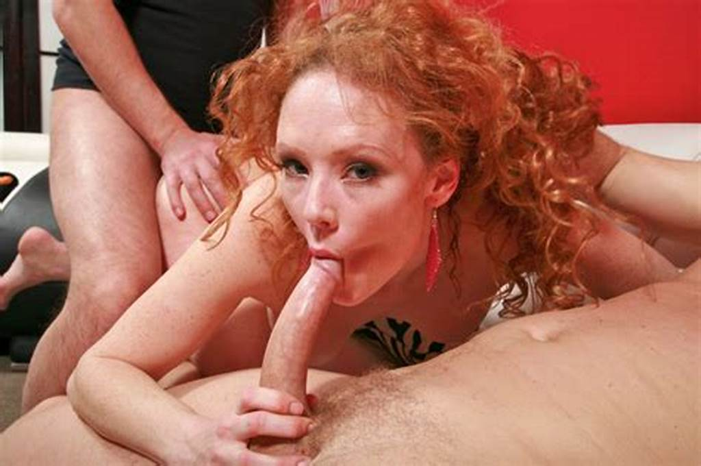 #Redhead #Porn #Between #Sexy #Carrot #And #Two #Ba