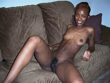 Teens Nude College Black
