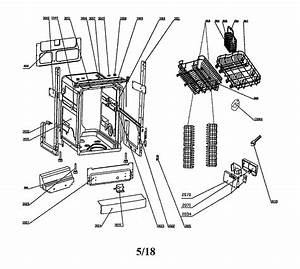 Danby Ddw1899bls Dishwasher Parts