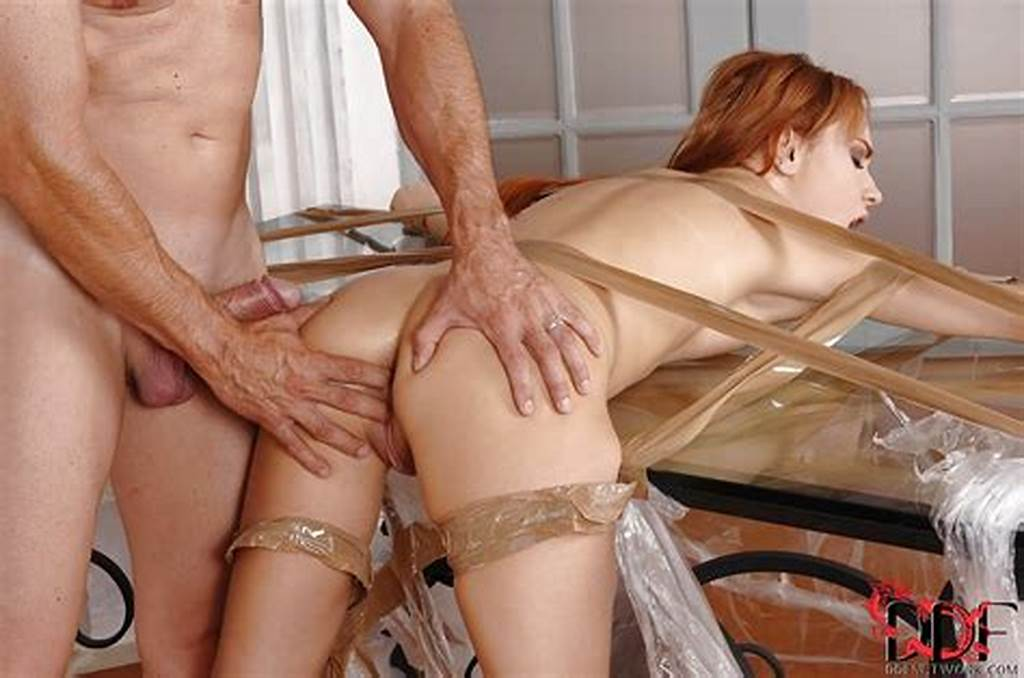 #Bound #Redhead #Fetish #Whore #Enjoys #Tough #Bdsm #Pussy