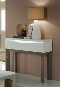Deco console salon fenrezcom gt sammlung von design for Idee deco entree maison 4 console moderne une cinquantaine didees de meubles et