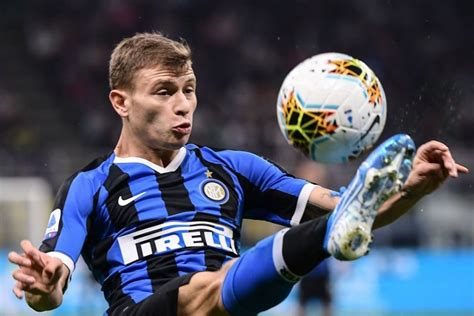 "Inter midfielder nicolò barella said antonio conte has built a 'perfect team' at the giuseppe meazza. Inter Midfielder Barella: ""Happy With The Result, We Must ..."