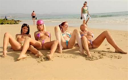 Nude Beach Babes Teen