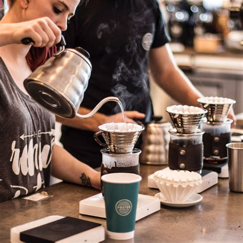 Reviews for foster coffee company. Theres nothing like the smell of steam from a fresh pour-over in the morning. Photo: Whitney ...