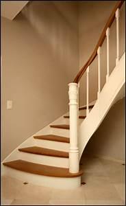 peindre un escalier en blanc laque ciabizcom With peindre un escalier en blanc 1 peindre un escalier 5 idees qui vont vous inspirer