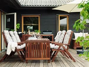 Table De Jardin Ikea : muebles de jard n y terraza compra online ikea ~ Teatrodelosmanantiales.com Idées de Décoration