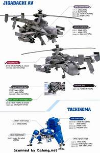 Jigabachi Av English Manual  U0026 Color Guide