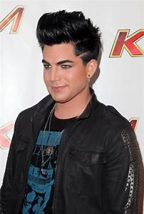 Adam Lambert Hair Looks - StyleBistro