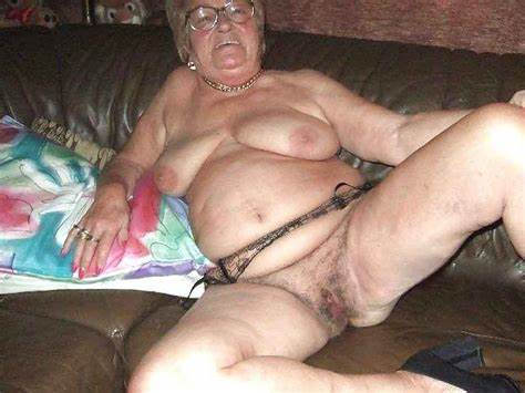 Long Titted Granny And Male
