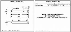 Fulham Workhorse 6 Electronic Ballast Wiring Diagram