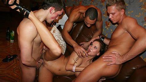 Orgy Fuckers At A Reality Impregnated Club Foursome Swinger At Baby Fucks Gangbang