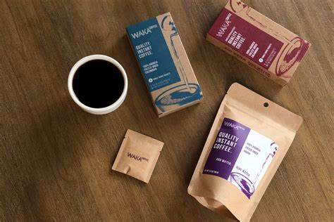 The waka coffee quality instant coffee ($30 for 24 packets, or $1.25 per serving) had a smoky, slightly burnt aroma that was a little like barbecue. Waka Coffee Review - Pull & Pour - Everything Coffee
