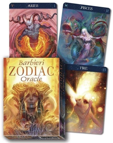 Taro kārtis Zodiac Oracle
