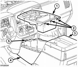 How Do I Remove The Center Console On My 2006 Dodge Ram 1500
