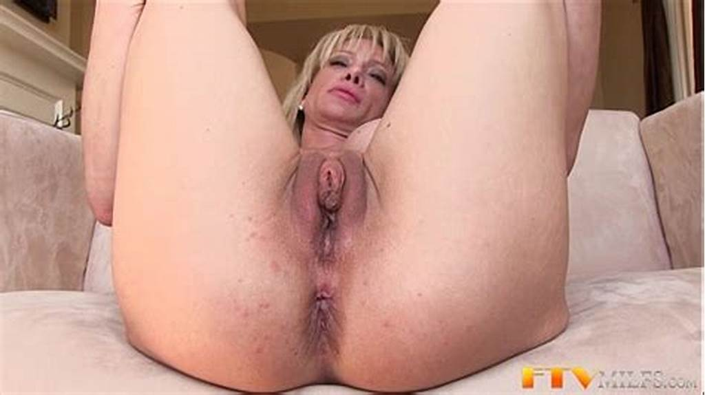 #Milf #Shows #Massive #Clit