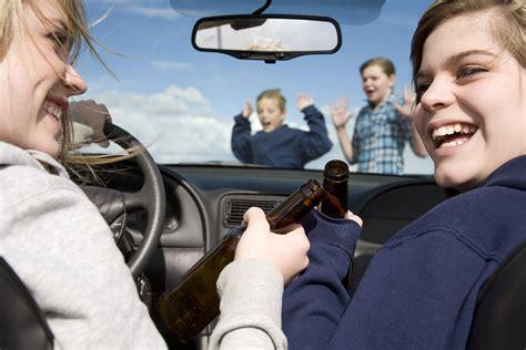 Drunk teen sex teens driving