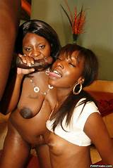 Ebony and daughter milf