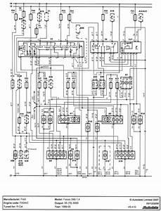 Diagram Escort Ford Radio Wiring  Ford Escort Radio Wiring