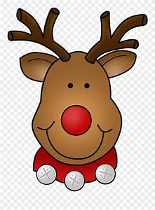 """Download """"dots"""" Of Fun Clip Art - Rudolph The Red Nosed ..."""
