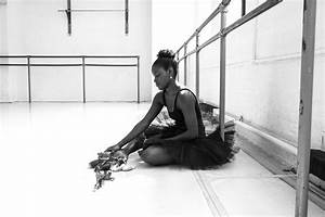 What  U0026quot Nude U0026quot  Ballet Slippers Mean To One Black Ballerina