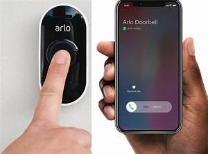 Arlo Audio Doorbell  Aad1001