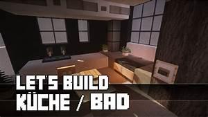 Minecraft Möbel Bauen : minecraft m bel tutorial moderne k che bad bauen 4 haus nr 9 youtube ~ A.2002-acura-tl-radio.info Haus und Dekorationen