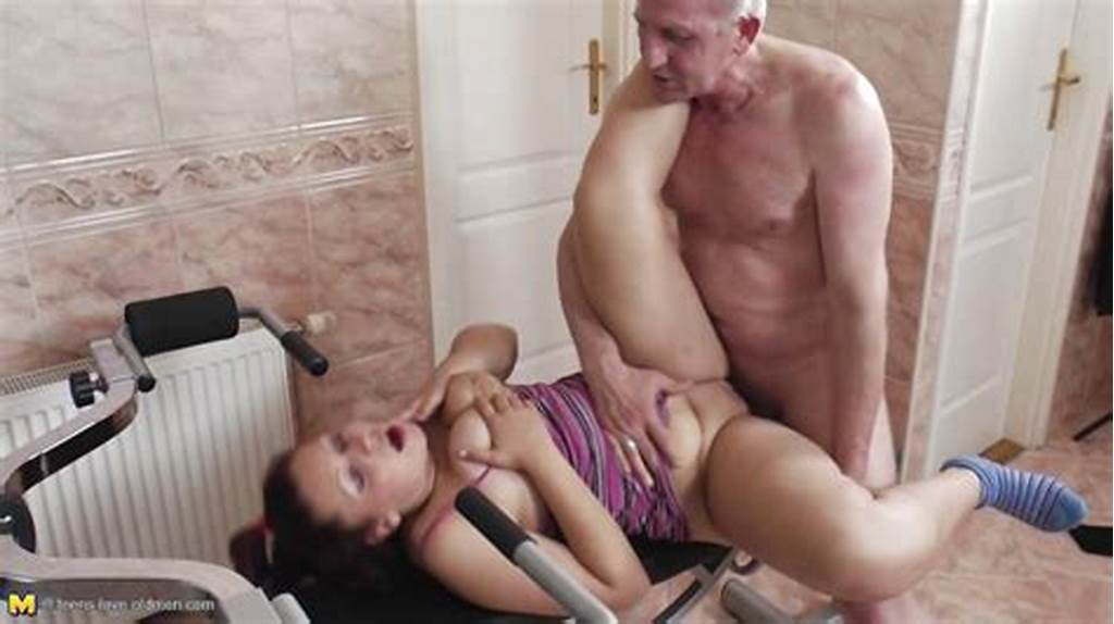 #Lucky #Old #Man #Gets #Young #Asian #Into #Sex