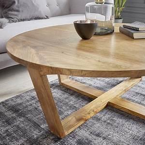 Table Mobilier De France : table basse ronde mobilier de france maison et mobilier ~ Teatrodelosmanantiales.com Idées de Décoration