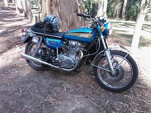 1973 Yamaha Xs 650