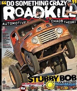 Roadkill - Fall 2016  U00bb Download Pdf Magazines