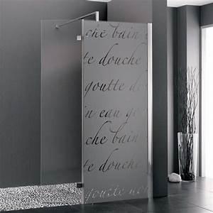 Paroi De Douche Amovible : sticker d coration paroi de douche texte douche paroi de douche pinterest paroi de ~ Melissatoandfro.com Idées de Décoration