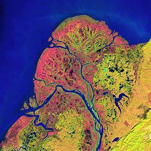 NASA - Top Five 'Earth as Art' Winners