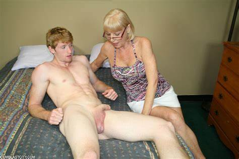 Incest Teenager Jerks Prick And Having Facialized