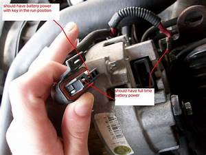 Following The Alternator Wire  - Corvetteforum