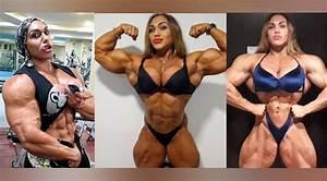 Female Bodybuilder Nataliya Kuznetsova U0026 39 S Incredible Physique