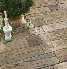 fliesen auf folie system ihre neue terrasse pinterest With markise balkon mit tapete jette joop bambus