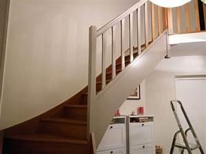 comment repeindre facilement un escalier en bois With nuance de couleur peinture 9 peindre un escalier 5 idees qui vont vous inspirer