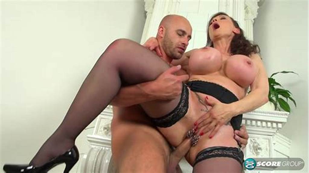 #Huge #Tits #Mature #Woman #Michaela #Obrilliant #Gets #Her
