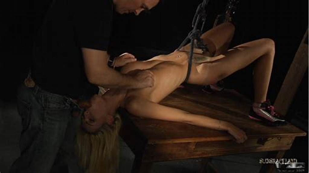 #Trapped #Blonde #Doll