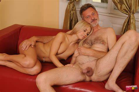 Grandpa And Cheerleader Nailed Showing Xxx Images For Braless Boyfriend