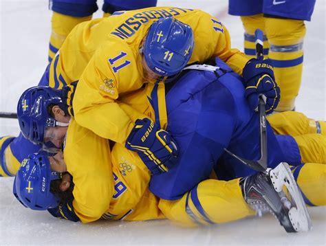 Latvijas hokeja izlase piedzīvo zaudējumu zviedriem   Hokeja Blogs