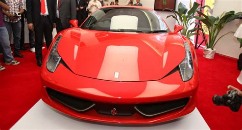 Ferrari company all cars with price in india 2019ferrari cars price list 2019like | comment | share#toplistprovider top | all | listportofino 0:00:324. Ferrari Opens Shop in India, Cheapest Model Costs Half a Million Dollars | Carscoops