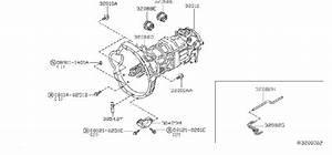 Nissan Xterra Bolt  Transmission