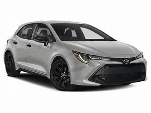 New 2019 Toyota Corolla Hatchback Se Cvt 4dr Car In